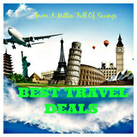 Travel deals ***** Cheap flights
