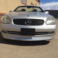 !Convertible! Mercedes Benz SLK230