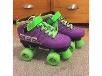 SFR Vision GT Junior Skates Size 2J Eur 34