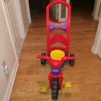 Tricycle- 18months up to 5years old