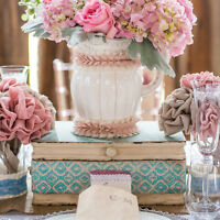 Handcrafted Wedding Decor - Made in Canada - Online Store