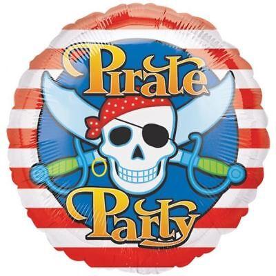 Piraten Party Streifen Schädel und Schwerter Karibik Versand Flagge