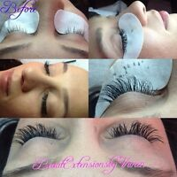 $65 UNLIMITED COUNT EYELASH EXTENSION PROMO