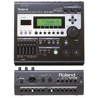 ROLAND TD12 MODULE WITH MOUNT CLAMP