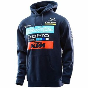 Troy Lee KTM Lucas Oil Motocross Racing Hoody Brand New