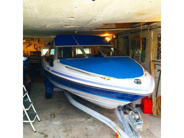 Used 1989 Mercury bayliner capri
