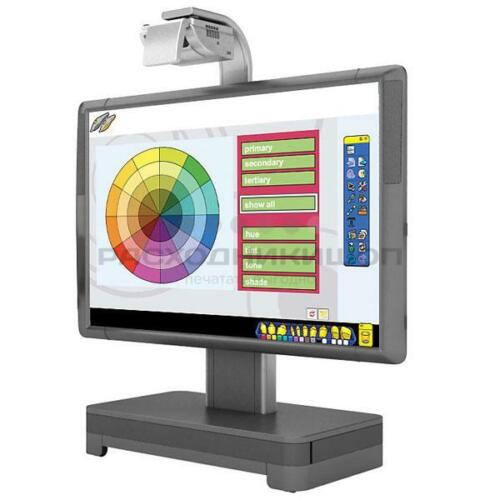 Promethean ActivBoard 178 78-Inch Interactive Whiteboard with projector & stand