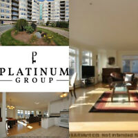 This bright and immaculate 2 bedroom plus den condo $289,900