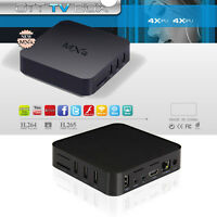 ★8GB★ MXQ Quad Core KODI  Smart Android TV Box IPTV + REMOTE
