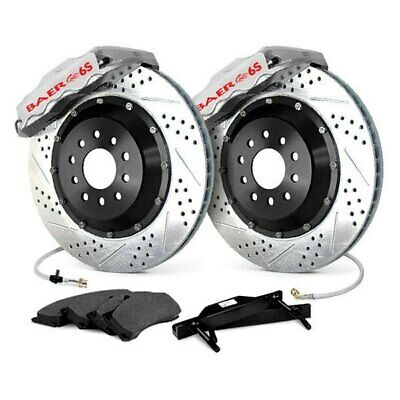 For Dodge Viper 93-10 Baer Extreme Plus Drilled & Slotted Rear Brake System