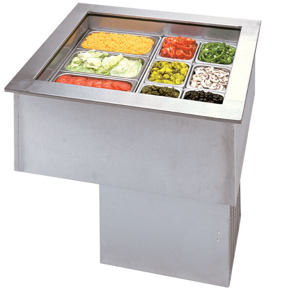 Drop-in Refrigerator Cold Unit