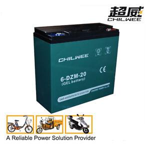 Les Meilleur Batterie Scellé,ChargeurScooter,VéloTriporteur,Quad