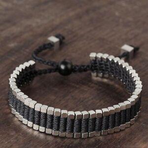 Bracelet pour homme 'Arma' de Vitaly Men's Bracelet