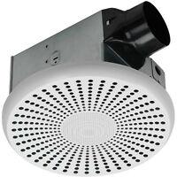 Ventilateur de salle de bain AVEC SPEAKER  ET Bluetooth