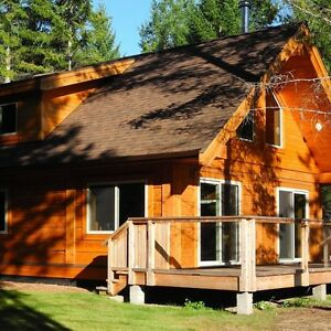 SALE! Limited Time Only - Tamlin's Heavy Timber Hybrid Cabin!