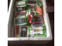 LARGE AMOUNT OF MOBILE PHONE COVERS