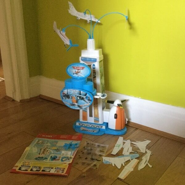 Disney planes projector. Very good condition