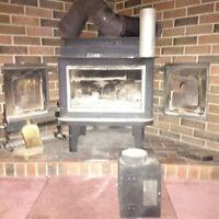Reverso 35 Wood Burning Stove