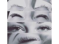 Mobile beauty, eyelash extensions, lashes, nails