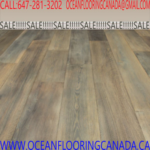 Vinyl Flooring Click 5.5 mm
