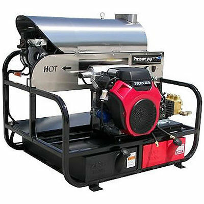 Pressure Pro 6012pro-10g 5.5 Gpm 4000 Psi Hot Water Pressure Washer 6012 Pro 10g
