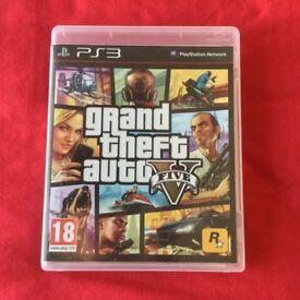 GTA V PS3 game