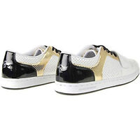 BEST OFFER NEW CREATIVE RECREATION CESARIO Lo white/ gold/ black