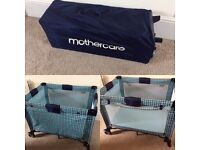 Mothercare travel cot *reduced*