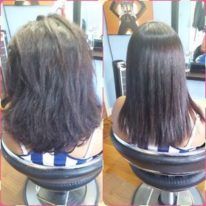 Permanent Hair Straightening Services In Toronto Gta