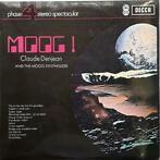 LP gebruikt - Claude Denjean - Moog! Claude Denjean And Th..