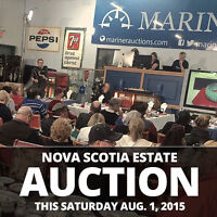 LARGE ESTATE AUCTION THIS SATURDAY - MARINER AUCTIONS