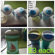 Tommee tippee sippy cups Redcliffe Belmont Area Preview