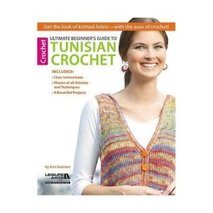 05aa2ac5d Ultimate Beginner s Guide to Tunisian Crochet  Get the Look of ...