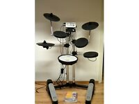 Great Roland HD1 electronic drum kit
