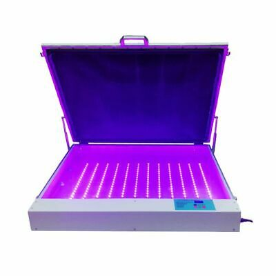 Us Stock Tabletop Precise 24.8 X 32.6 120w Vacuum Led Uv Exposure Unit