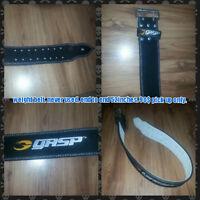 GASP weight lifting belt