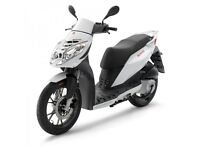 KSR Moto Soho 125cc - 2 Years Parts & Labour Warranty & Available on 0% Finance!!
