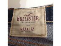 Hollister Jeans £5 a pair