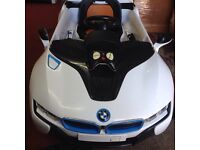 BMW kids remote control car