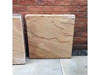 Bronte Weathered Apricot Paving
