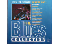 Blues Collection, 90 CDs, complete in storage box - (John Lee Hooker, BB King, etc, etc)