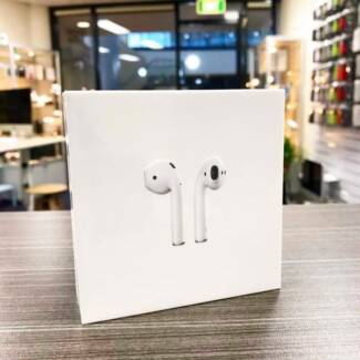 Brand new sealed Apple AirPods in box AU STOCK Apple Warranty