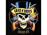 guns n roses rare 2 cd set greatest hits new sealed