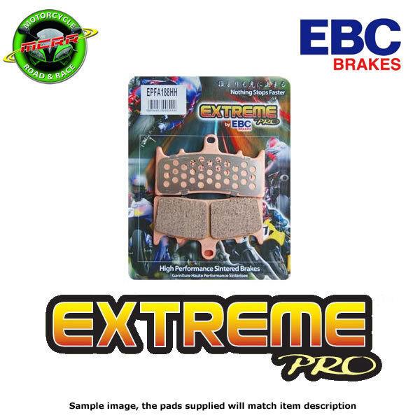 EBC Extreme Pro Race Front Brake Pads Yamaha FZ6 S2 4 Pot 2008-2009 EPFA252HH