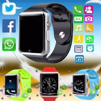 Smart Watch With Sim Card slot Camera Bluetooth for Android IOS
