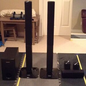 Home Theatre Speakers and Subwoofer