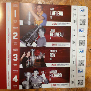 Montreal Canadiens Hockey Tickets 2014 - 2015