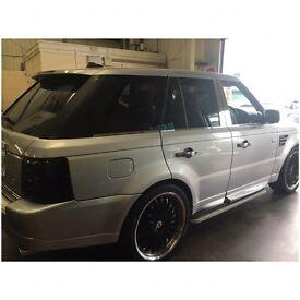 Range Rover Sport SE TVD6 2.7