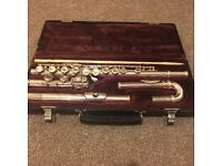 Jupiter JFL 511E-II Silver plated student flute