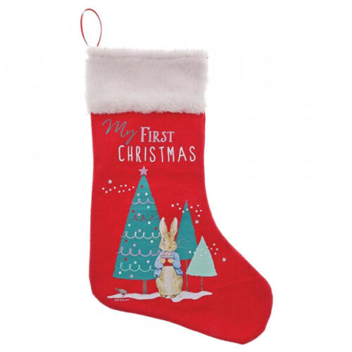 Beatrix+Potter+Red+Peter+Rabbit+My+First+Christmas+Stocking